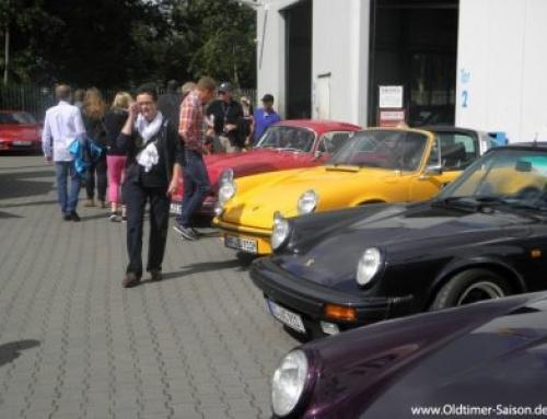 6. Treffen für klassische Porsche bis Bj. 96