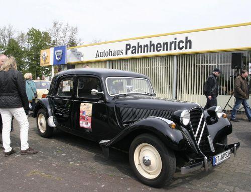 9. Rietberg Classic beim Autohaus Pahnhenrich