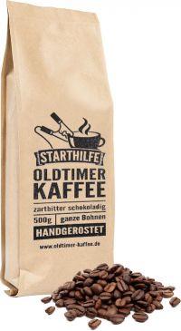 Oldtimer-Kaffee