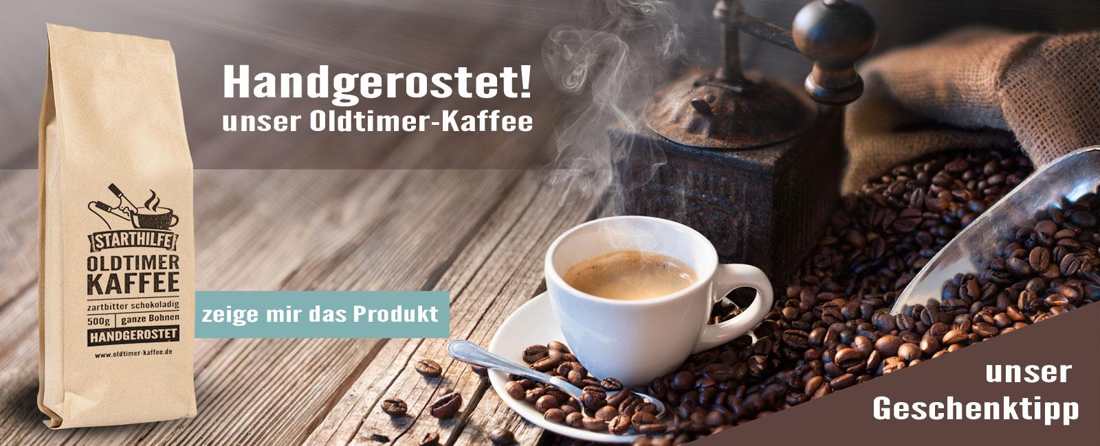 Oldtimer Kaffee