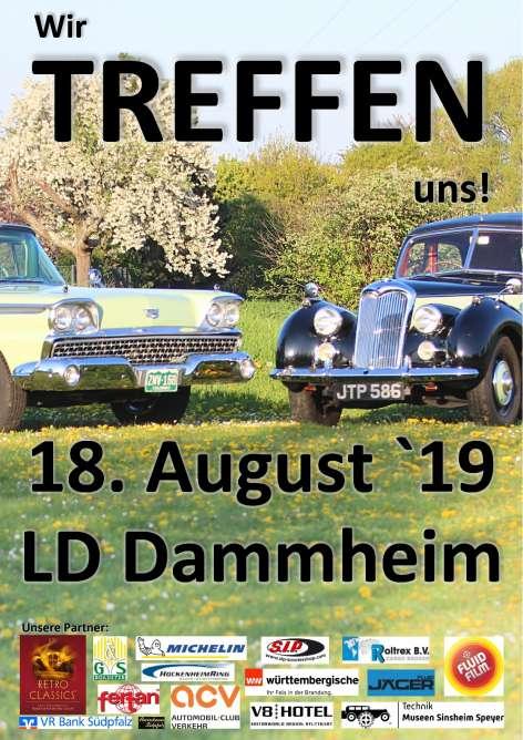 Young- & Oldtimertreffen Landau/Dammheim
