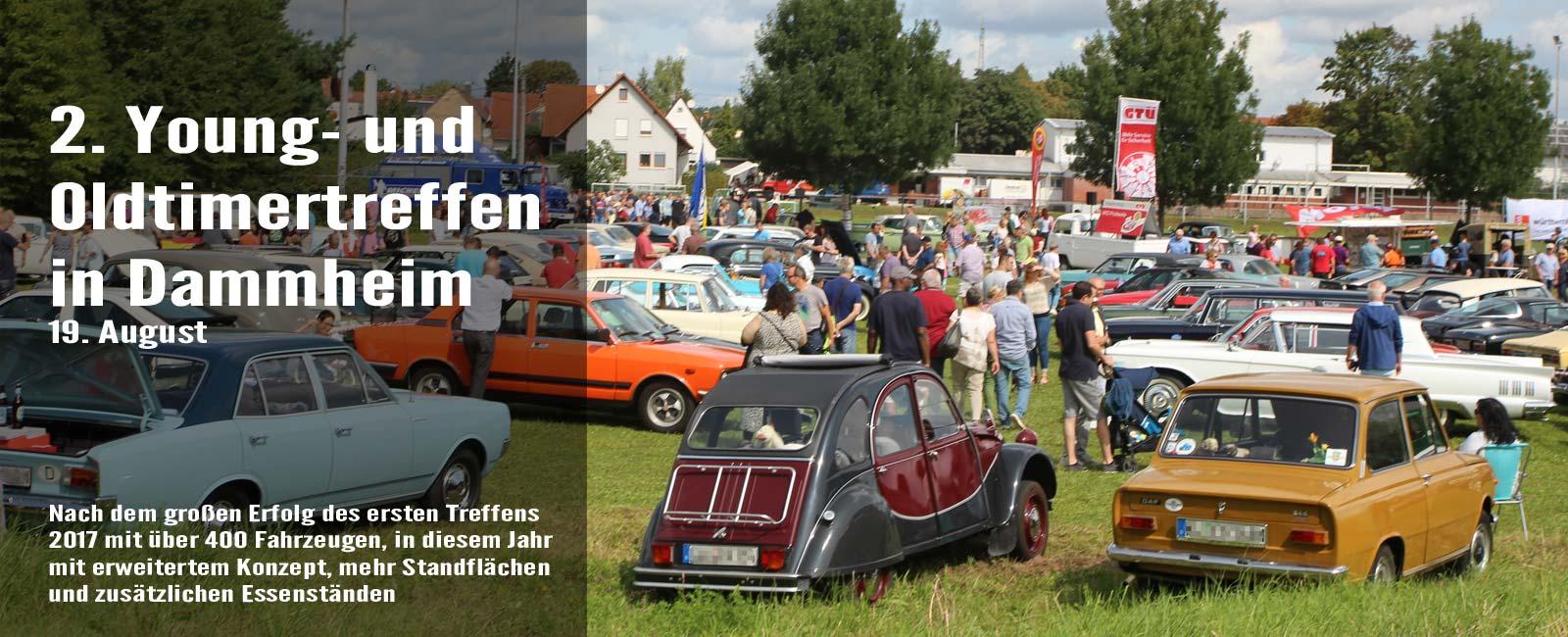 Oldtimertreffen 2018-Dammheim