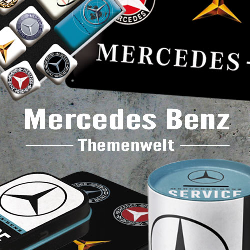 Mercedes-Benz-Merchandising
