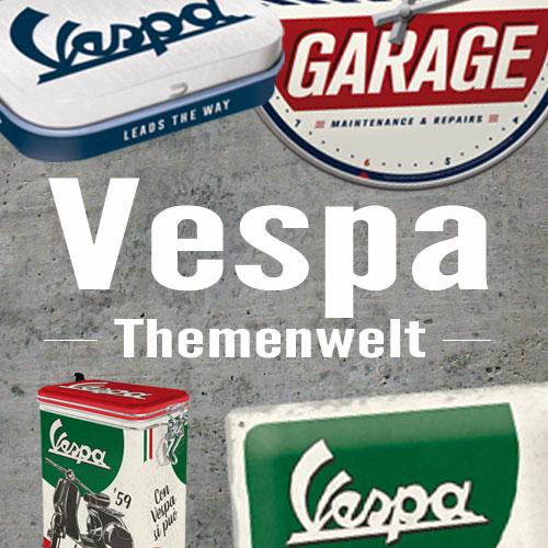 Vespa-Merchandising