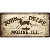 Blechschild-25x50-John-Deere