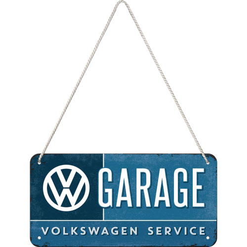 Haengeschild-VW-Garage