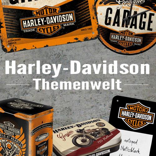 Harley-Davidson-Merchandising
