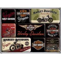 Magnet-Set-Harley-Davidson