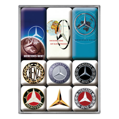 Magnet-Set-Mercedes-Benz