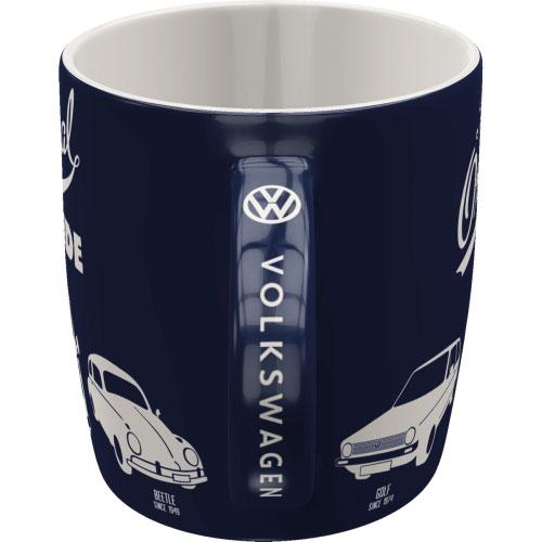 Tasse-Volkswagen-the original ride-seite