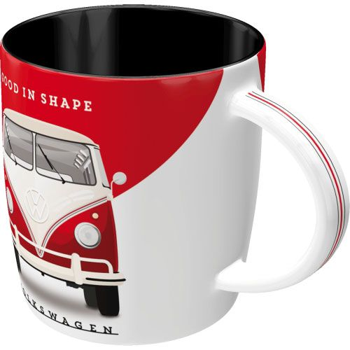 Tasse-Volkswagen-good in shape-vorn