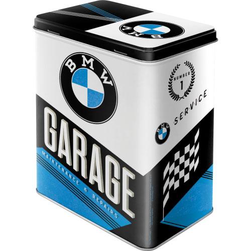 Vorratsdose-L-BMW-vorn