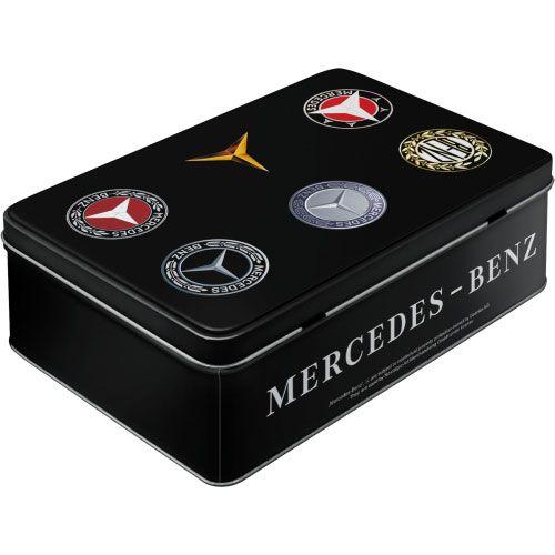 Vorratsdose-flach-Mercedes-Benz-hinten