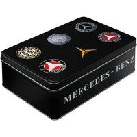 Vorratsdose-flach-Mercedes-Benz-vorn