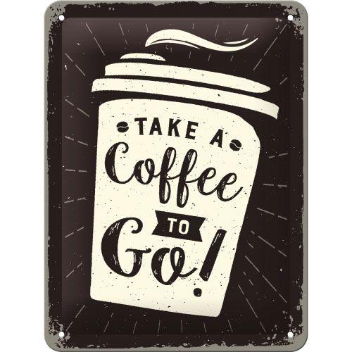 Blechschild-15x20-Coffee-To-Go-vorn