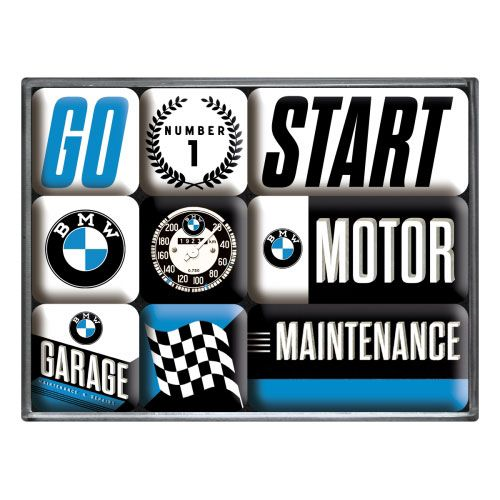 Magnet-Set-BMW-Motor
