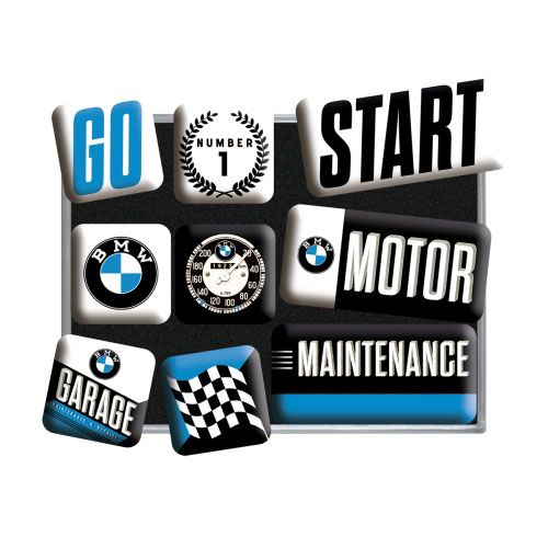 Magnet-Set-BMW-Motor-detail
