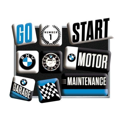 Magnet-Set-BMW-Motor-detail