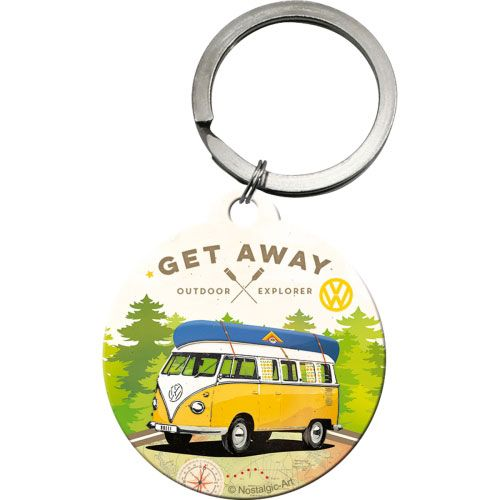 Schluesselanhaenger-VW-Bulli-Lets-Get-Away-vorn