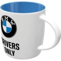 Tassen-BMW-Drivers-Only-vorn