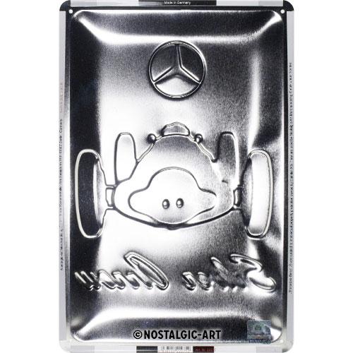 blechschild-20x30-mercedes-benz-silver-arrow-hinten