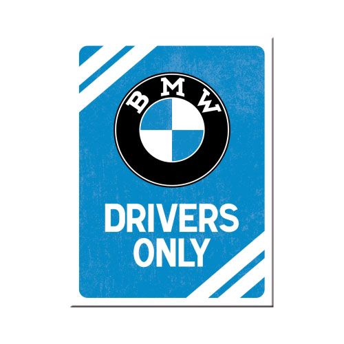 magnet-bmw-drivers-only-blue
