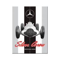 magnet-mercedes-benz-silver-arrow