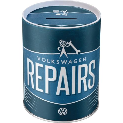 Spardose-VW-Service-hinten