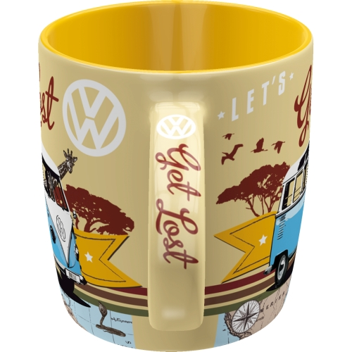 Tasse-VW-Bulli-Lets-Get-Lost-seite