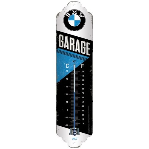 Thermometer-BMW-Garage