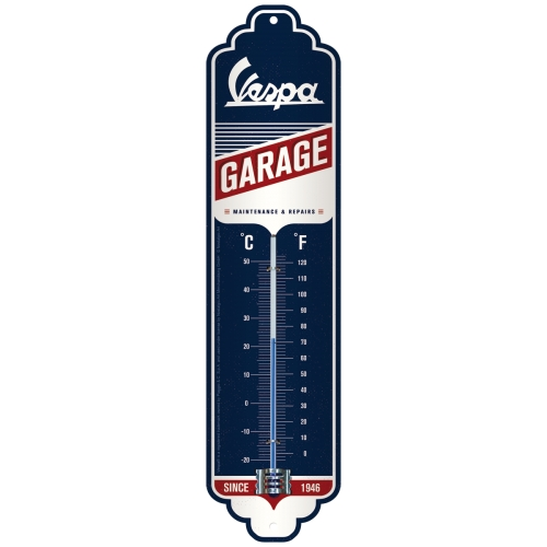 Thermometer-Vespa-Garage