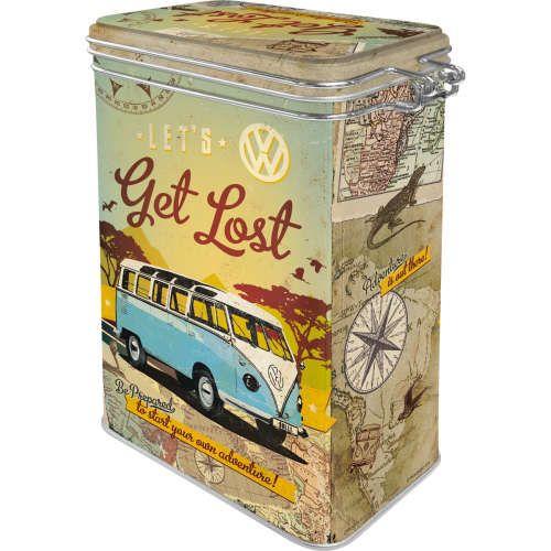 Aromadose - VW Bulli - Lets get lost - vorn
