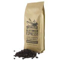 Oldtimer-Espresso