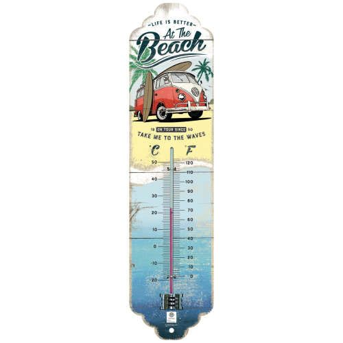 thermometer-vw-bulli-beach