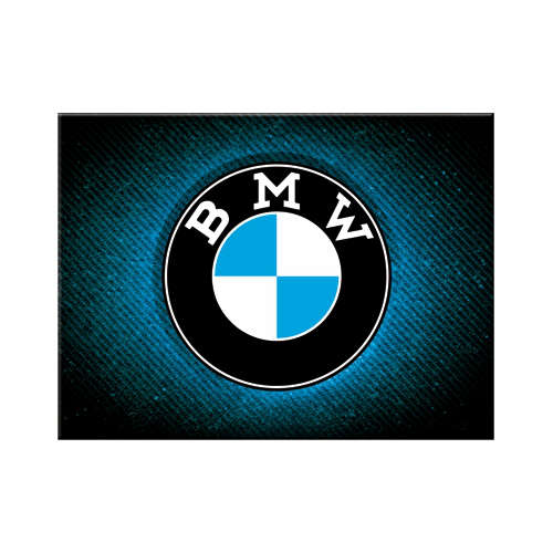 Magnet BMW Logo Blue Shine