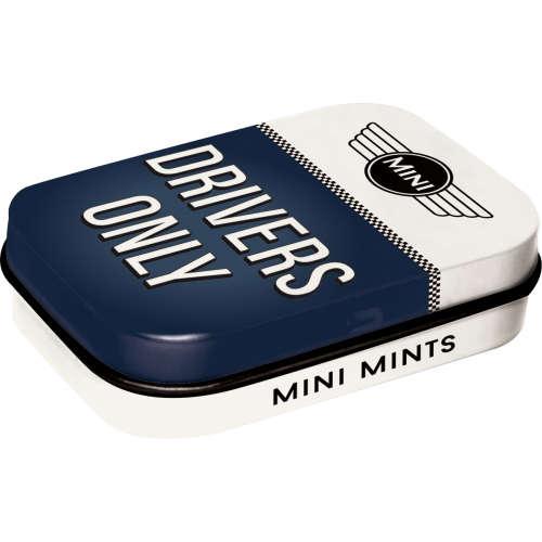 Pfefferminzdose Mini Drivers Only