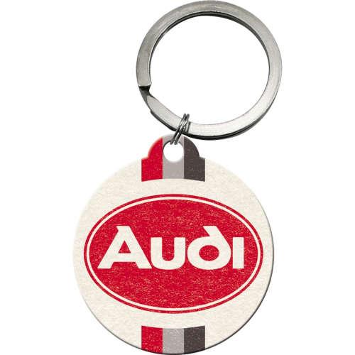 Schlüsselanhänger Audi Logo