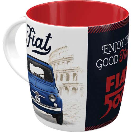 Tasse Fiat 500 Enjoy The Good Times seite 2