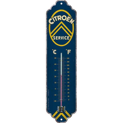 Thermometer Citroen Service