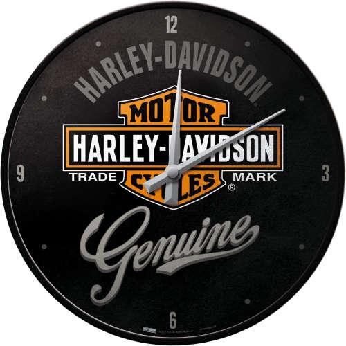 Wanduhr Harley-Davidson Genuine